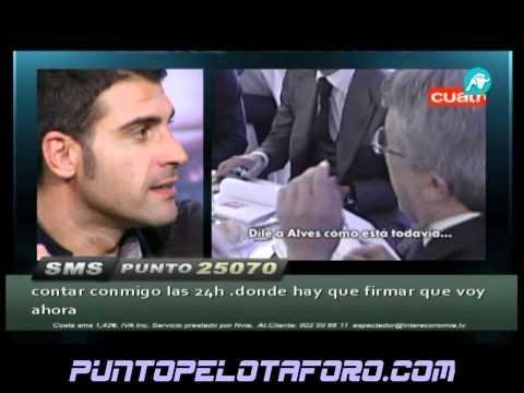 Enfrentamiento Cristiano Ronaldo - Enrique cerezo.