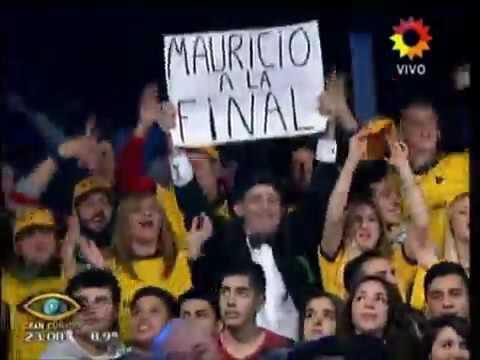 Freddy Villarreal y su espectacular imitación de Mauricio Macri