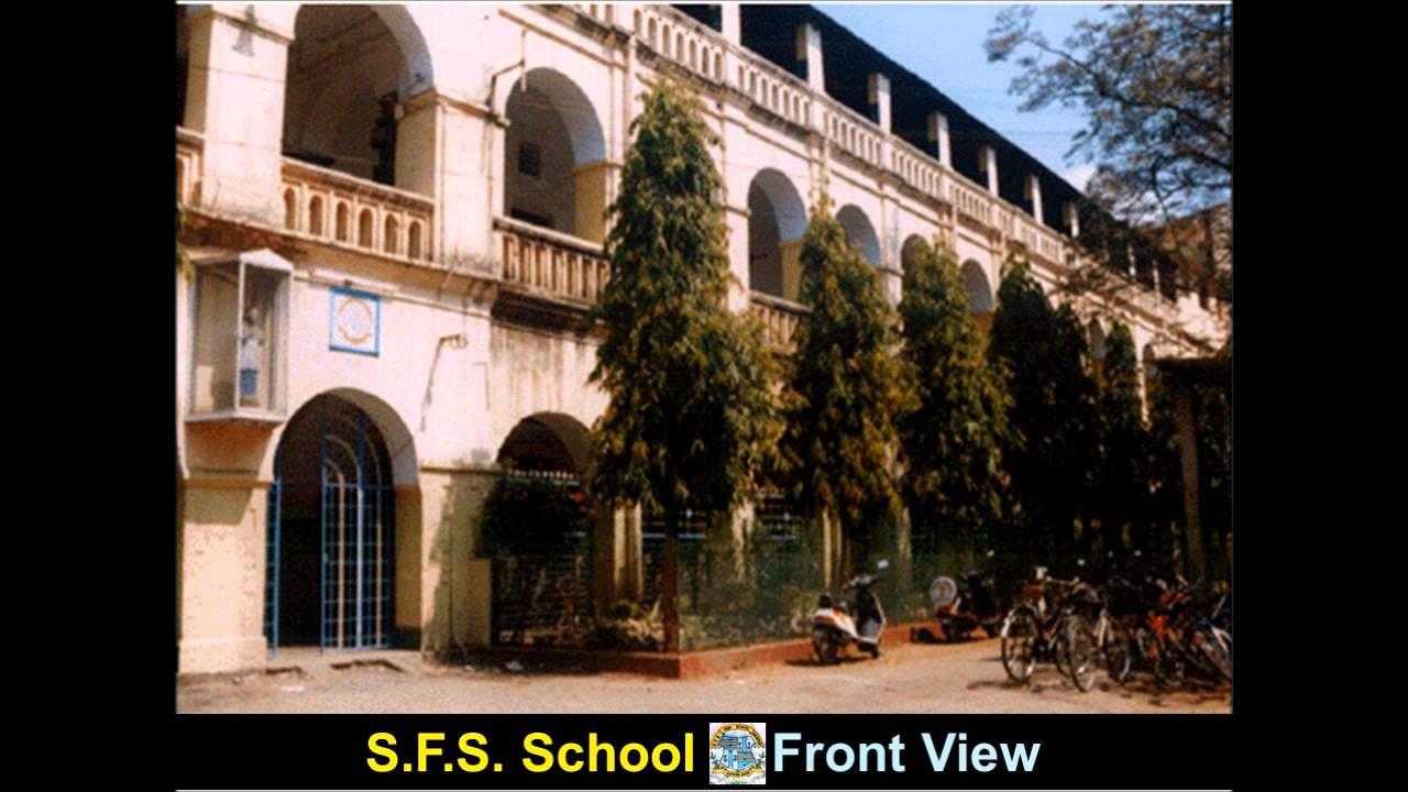 History of Sfs School Nagpur