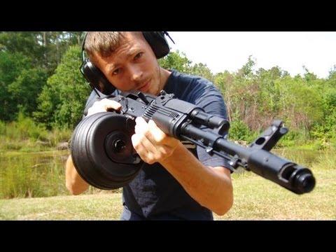 AK-47 Bumpfire (Сайга Arsenal SGL21)