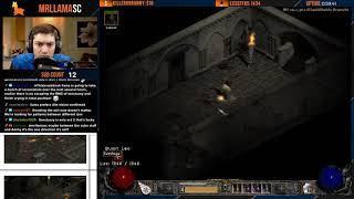 Diablo 2 - Trying to solve map creation!!