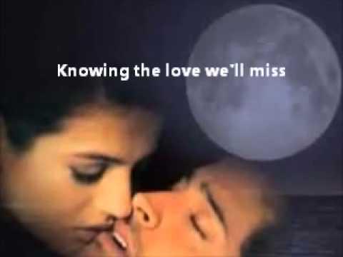 Bobby Vinton Sealed with a kiss lyrics