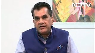 Challenge Is Converting The Movement Of Health And Nutrition Into 'Jan Andolan': Amitabh Kant