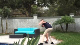 Pool PRANK! Funny Prank Fail on Lachlan