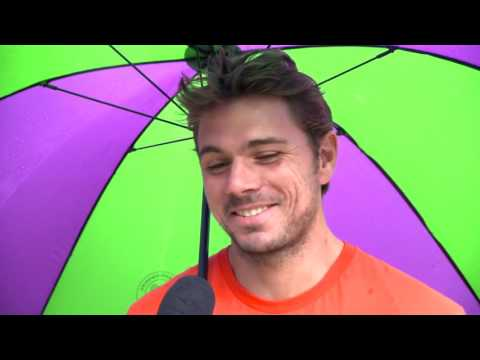 The If series - Stan Wawrinka