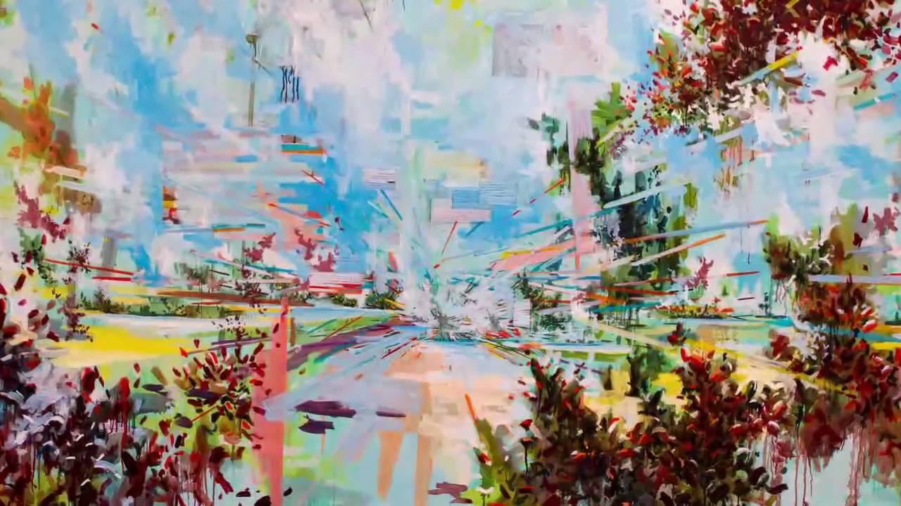 Artist Painting Tv Show