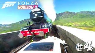 Forza Horizon 4 FAILS, WINS & Random Moments #4