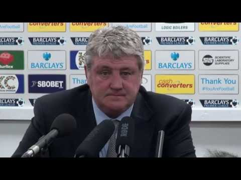 Hull City v West Bromwich Albion | Reaction with Steve Bruce