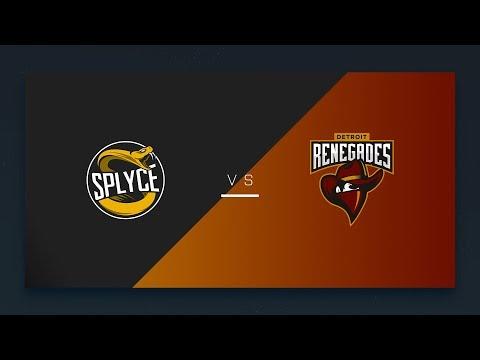 CS:GO - Splyce vs. Renegades [Cache] Map 1 - NA Day 7 - ESL Pro League Season 7