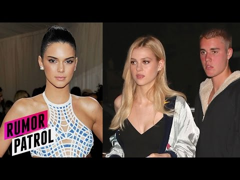 Kendall Jenner a Lesbian? Justin Bieber's SECRET Girlfriend On Private Jet to See Him? RUMOR PATROL