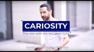 Official Bespoke | CARIOSITY | The one with the McLaren 720S