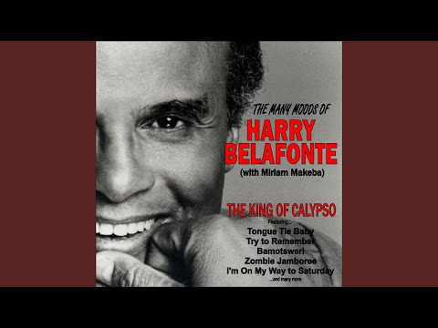 Harry Belafonte - Cruel War