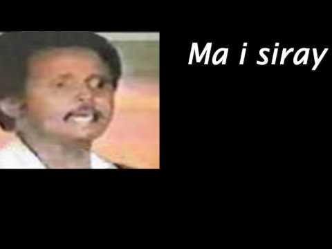Aun Xasan Diiriye & Heesta Ma i siray Jacayloo With Lyrics