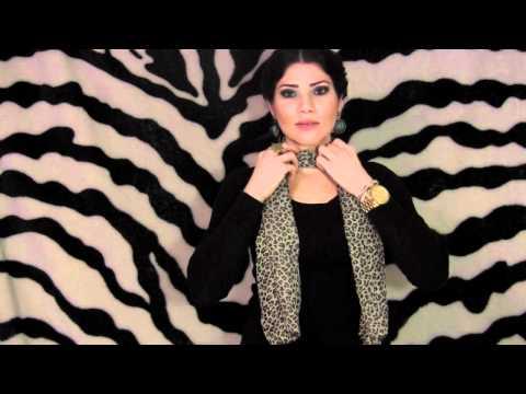 ♥ 10 Formas de Utilizar Bufandas y Pañuelos ♥