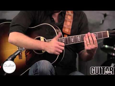 Justin King - Как играть слеп, поп и теппинг на гитаре.