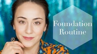 Foundation Routine I Update 2015 I Hatice Schmidt