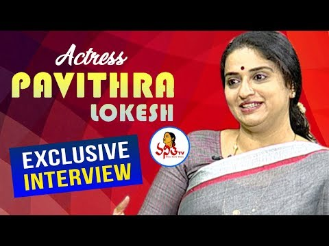 Actress Pavithra Lokesh Exclusive Interview || Celebrity Interviews || Vanitha TV
