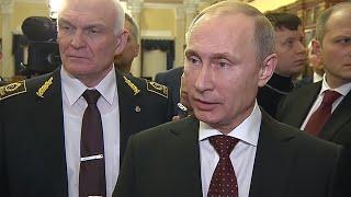 Путин: На Украине идет гражданская война, а ее армия, по сути, является легионом НАТО