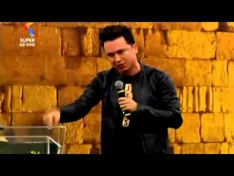 Pastor Lucinho Barreto - O Vendedor De Armas - 11 05 2014 video