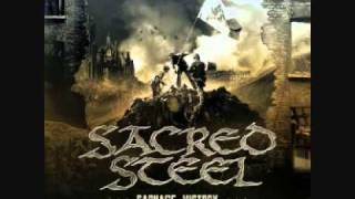 Watch Sacred Steel Charge Into Overkill video
