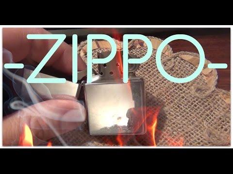Отличие настоящей зажигалки ZIPPO от подделки