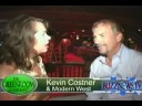 Kevin Costner Interviewed by Kim Katz on BuzzNews.TV PART 1
