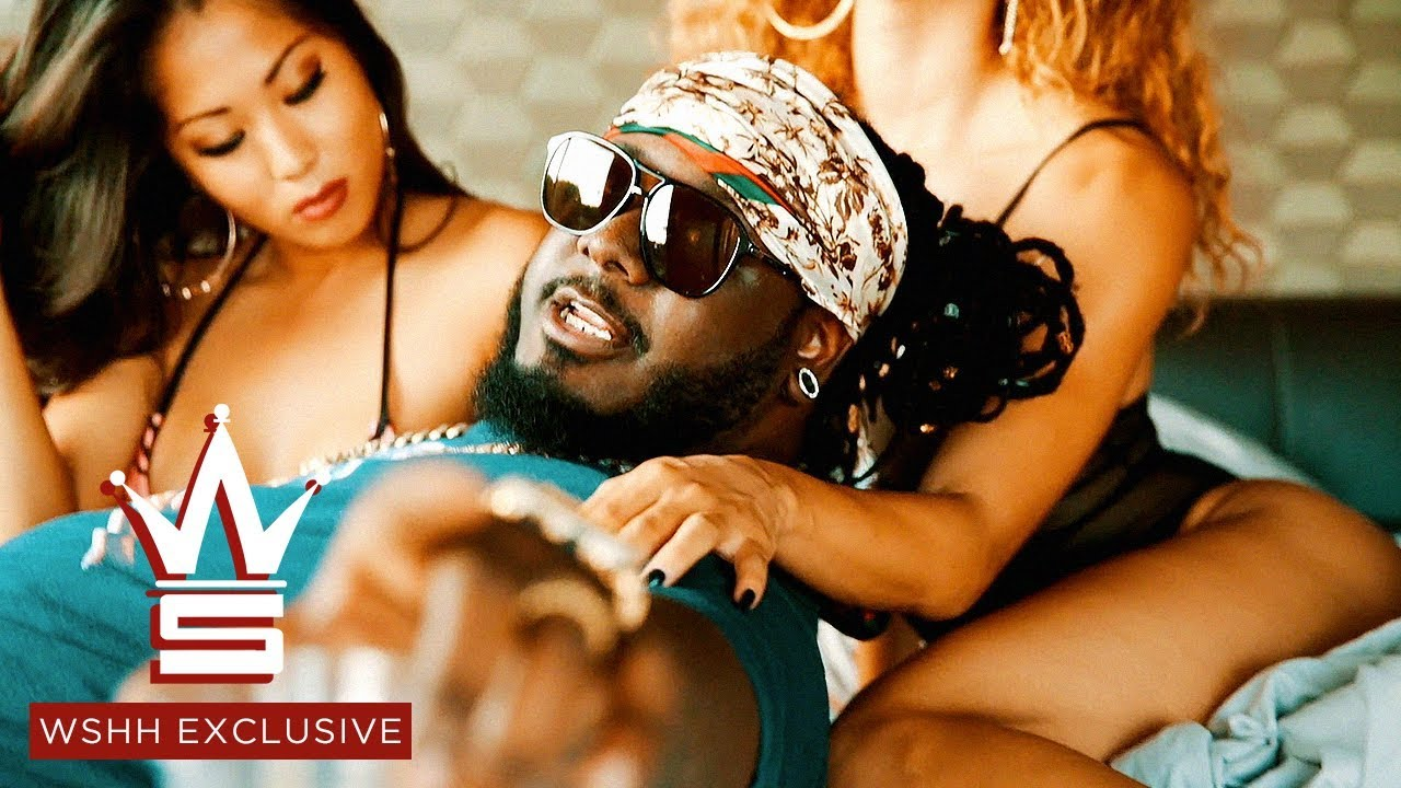 T-Pain Feat. Blac Youngsta - Goal Line