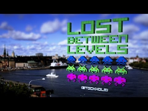 Lost Between Levels: Stockholm