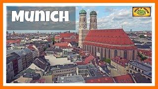 Top 7 lugares que visitar en MUNICH | Baviera 5# | Alemania | Deutschland