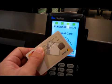 Using Mastercard Paypass