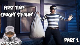 BHD Storytime # 44 First Time Caught Stealing From a Store PART 1 (BlastphamousHD)