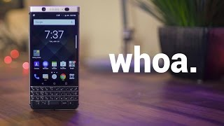 BlackBerry KeyOne Review: Mixed Nostalgic Emotions