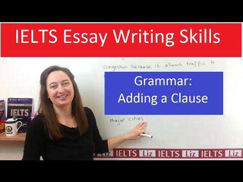 Essay Writing Grammar Tips