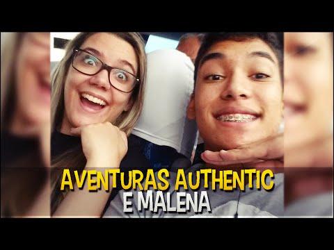 Aventuras De Authentic E Malena !! video
