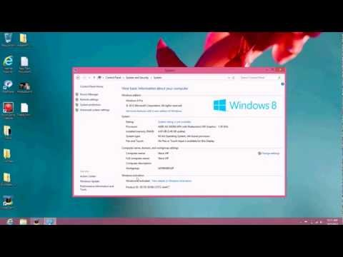 How to get windows 8 pro for free and activate it