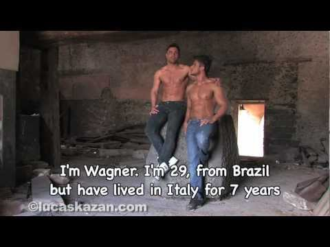 Real-life Couple Diego And Wagner video