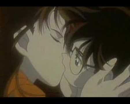 Shinichi And Ran And Haibara Ran x Shinichi Love Forever