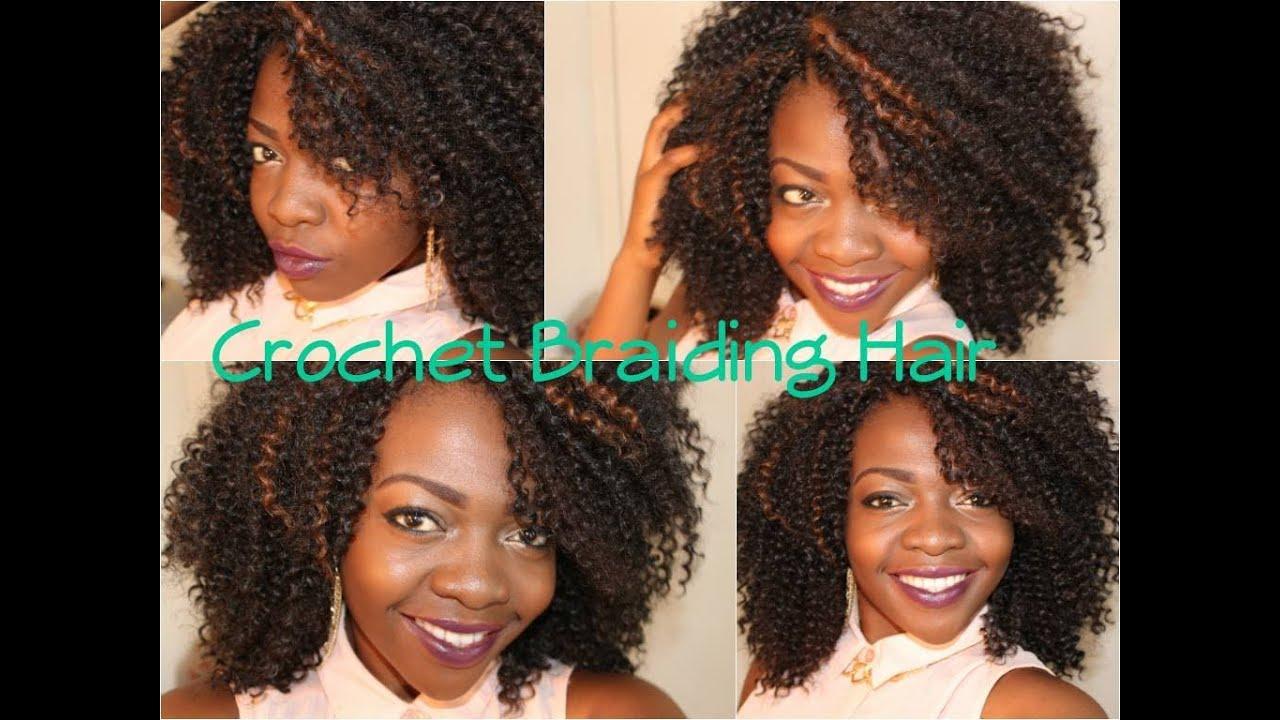 Crochet Braids Equipment : Crochet Braiding Hair