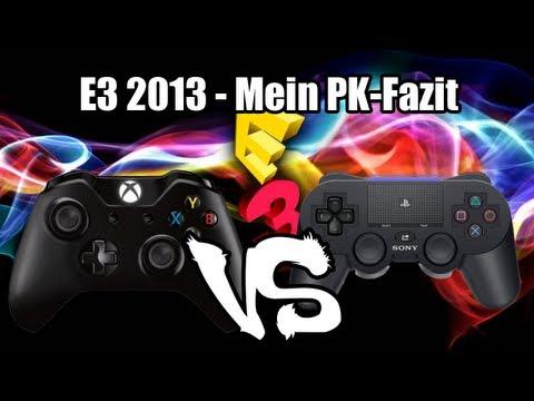 Xbox One gegen Playstation 4 - E3 2013 - PrinnyLog
