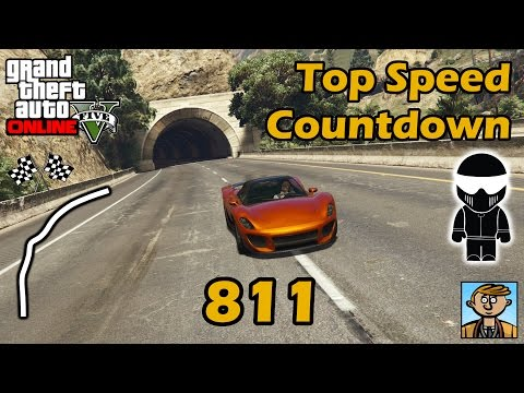 Fastest Finance DLC Vehicles (811) - Top Speeds Of Fully Upgraded Cars In GTA Online