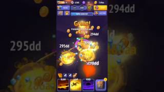 [Nonstop Knight] High end level gameplay 800+