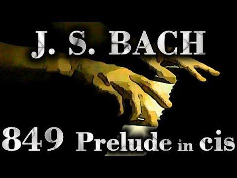 Бах Иоганн Себастьян - Bwv 849 - Prelude No 4 In Cm