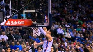 Best of Enes Kanter: February 2016
