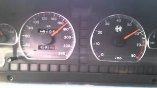 Alfa Romeo 155 2.0 16v TwinSpark 0-200 Km/h
