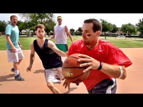 Stereotypes: Pickup Basketball