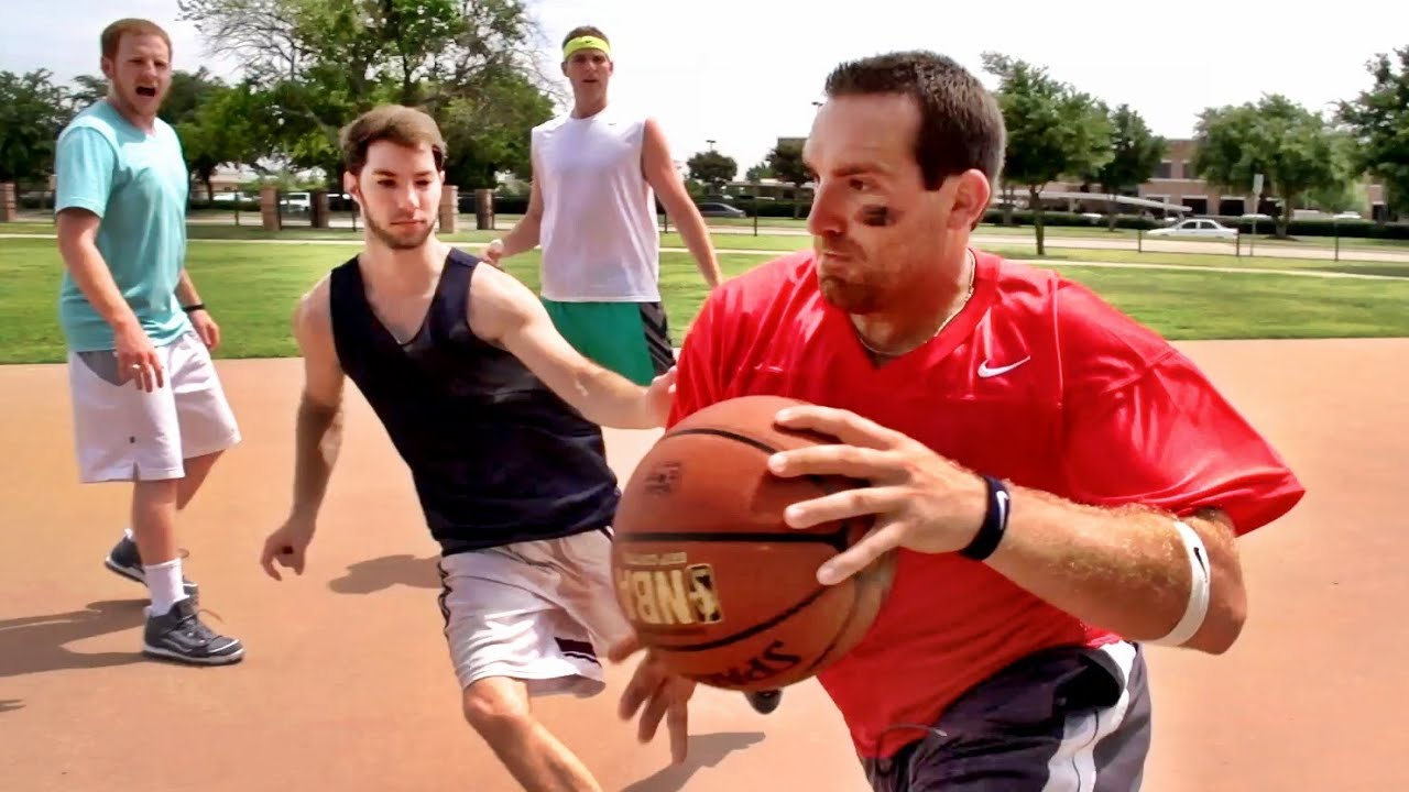 Stereotypes Pickup Basketball