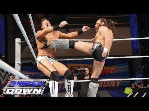Daniel Bryan Vs. The Miz: Smackdown, February 19, 2015 video