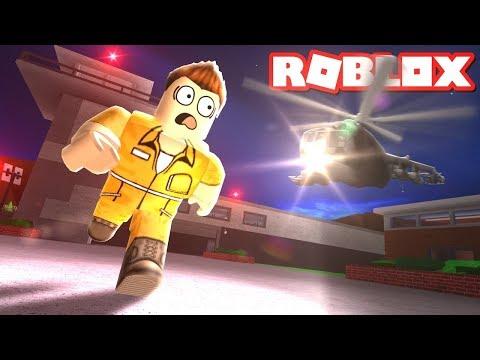 Побег из тюрьмы - JailBreak - ROBLOX
