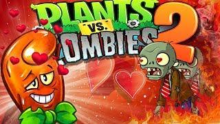 Растения против Зомби 2 Прохождение ИГРЫ Plants Vs Zombies
