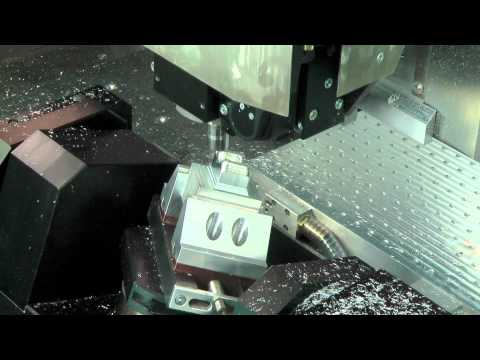 DATRON M10 Pro 5 Axis Machining